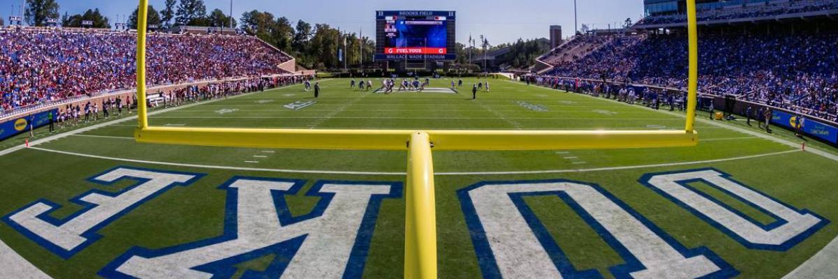 Duke Goal Posts