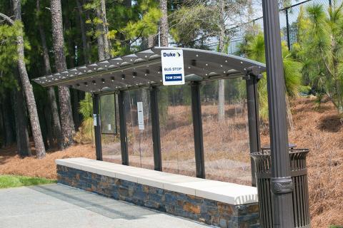 Duke Bus Stop