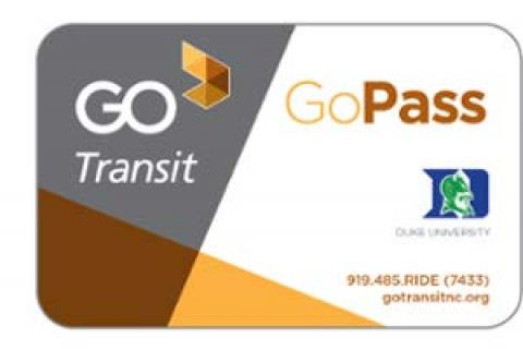 GoPass card