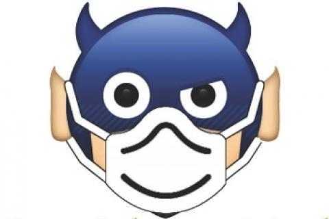 Blue Devil Mask v4